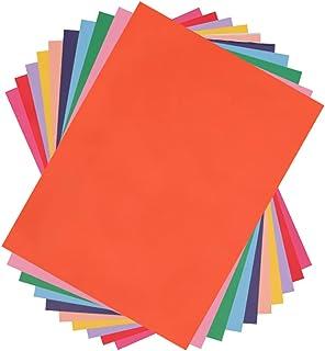 QLOUNI 100 张多色纸巾纸批量,66.04 厘米 x 50.04 厘米彩虹礼品包装纸艺术装饰纸,适合生日、圣诞节、礼品袋、节假日和 DIY 工艺品