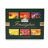 AHMAD TEA 亞曼 精選果味紅茶禮盒120g(6種果味)