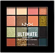 NYX PROFESSIONAL MAKEUP Ultimate Shadow Palette, Eyeshadow Palette, Utopia