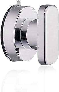 吸盘玻璃镜门把手,冰箱,抽屉,厨房抽屉,手柄吸盘 - 银色