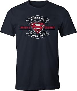 超人男士 T 恤