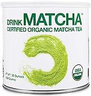 Drink Matcha - Matcha Green Tea Powder - USDA Organic - Pure Matcha Green tea Powder - Nothing added matcha gr