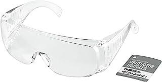 Eko金属 护目镜 透明 16厘米 0599-653