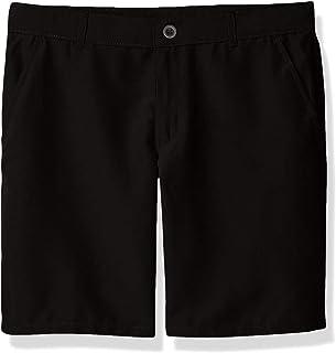 Chaps 男孩校服无褶短裤