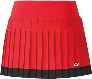 YONEX 尤尼克斯 女士 裙子 带衬垫 亮红色