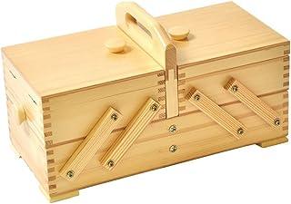 Aumuller Korbwaren AUMUL 缝制盒松木,轻型