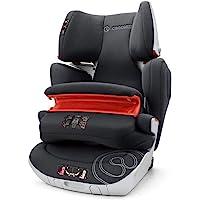 德国CONCORD儿童汽车安全座椅Transformer变形金刚-XT PRO 黑色(德国进口,香港直邮)适合9kg-3…