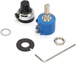 Candeon 电位器多点点修剪器电位计 2K 精密多点技术 3590S-2-202L
