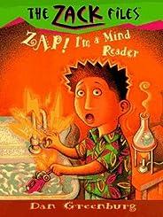 Zack Files 04: Zap! I'm a Mind Reader (The Zack Files Book 4) (English Edit
