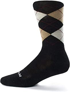Minus33 美利奴羊毛 3421 菱形袜