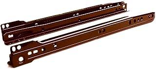 MOBILLA R00609 抽屉滑板 400 毫米 棕色