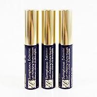 Estee Lauder Sumptuous Extreme Lash Multiplying Volume 睫毛膏 #01 *黑 2.8 ml 旅行裝(3 件裝,0.3 盎司/8.4 ml)