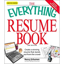 The Everything Resume Book: Create a winning resume that stands out from the crowd (Everything®) (English Edition)
