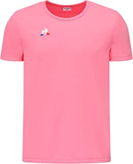 le coq Sportif 女士 N°1 Maillot Match Mc 粉红色嘉年华内裤 Pink Carnation M