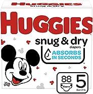 Huggies 舒适干爽婴儿尿布 Giga Jr Pack 5 88