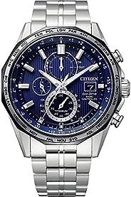 Citizen 西铁城 男式计时光动能手表钛表带 AT8218-81L