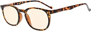 Eyekepper 复古电脑阅读眼镜 - 防反射、防眩光、紫外线保护,男女皆宜 +2.75 1.00