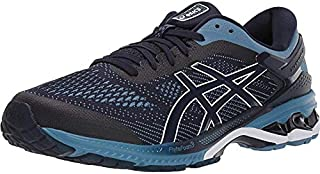 ASICS 男士 Gel-Kayano 26 (4E) 跑鞋