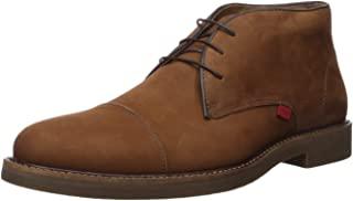 MARC JOSEPH 纽约男士皮革巴西制造豪华靴脚踝靴
