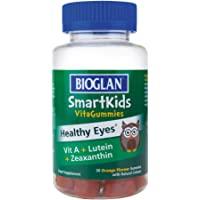 Bioglan SmartKids 有益眼睛 维生素A 叶黄素 玉米黄质 30粒