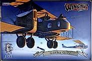 罗登 1/32 佛 脚垫 VII C.1复叶战斗机WW1米老佛爷 义勇军机 032T615 塑料模型