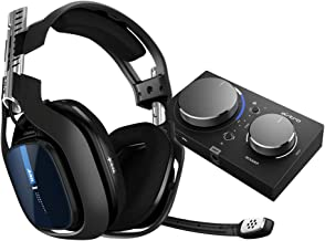 ASTRO Gaming ASTRO 游戏耳机 PS5 PS4 PC Switch A40TR + MixAmp Pro TR 混合放大器 有线 5.1ch 3.5毫米 usb A40TR-MAP-002r