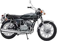 Hasegawa 1/12 摩托车系列 川崎 500-SS MACHIII (H1) 塑料模型 BK10