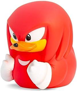 TUBBZ Sonic 刺猬收藏版橡胶鸭雕像 - 官方索尼克刺猬商品 - *限量版收藏者乙烯基礼品 指节扣