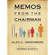 Memos from the Chairman (English Edition)