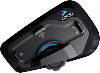 Cardo FREECOM 摩托车蓝牙通信系统,带高清音频 Single Pack FRC4P001