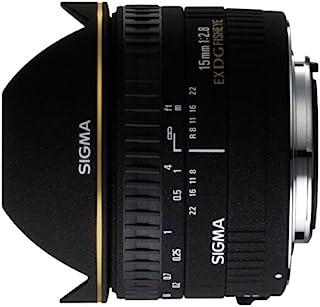 Sigma 15mm f/2.8 EX DG Diagonal Fisheye Lens for Sigma SLR Cameras