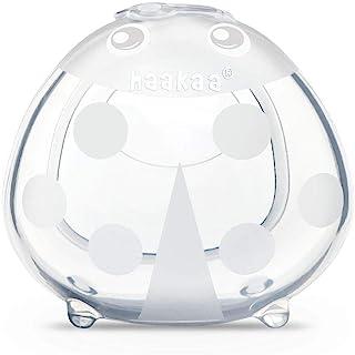 Haakaa Ladybuyg 硅胶牛奶收集器 2 盎司/75 毫升,1 只装