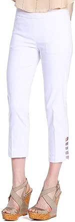 SLIM-SATION 女式高尔夫宽带套穿式露脐,带梯带