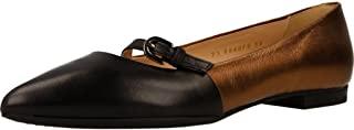 Geox 女士 D Rhosyn B 芭蕾平底鞋