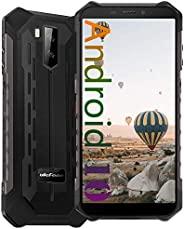 Ulefone Armor X5 Pro Rugged 手机解锁,Android 10 八核 4GB + 64GB ROM 13MP + 2MP + 5MP 三重相机 5.5 英寸高清 + 屏幕 5000 mAh 大电池