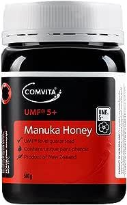 comvita 康维他 新西兰原装进口蜂蜜麦卢卡花(5+)蜂蜜500g