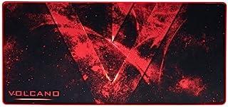 MODECOM Volcano Erebus 游戏鼠标垫 - 黑色/红色