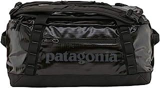 Patagonia 黑色孔粗呢 40L 运动包 中性款 成人款,中性款_成人款