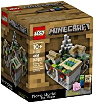 LEGO Minecraft Micro World The Village 21105(制造商停产)