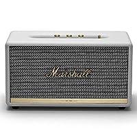 Marshall 马歇尔 Stanmore II 无线蓝牙扬声器,白色-新