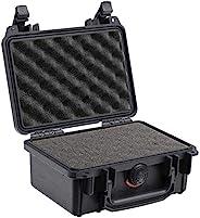 PELICAN 派力肯 #1120 摄影器材防护箱小型箱 (黑色) 含标准海绵