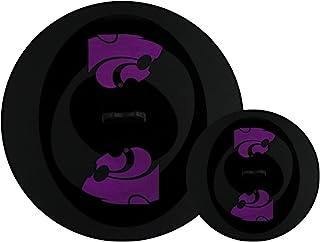 Fanpans NCAA 堪萨斯州野猫队定制上衣,黑色,均码