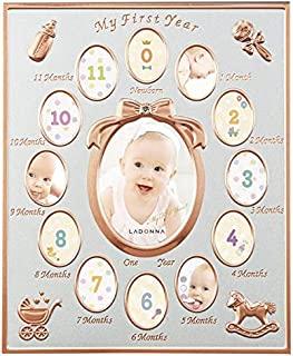 LADONNA 12个月宝宝相框 MB84-130