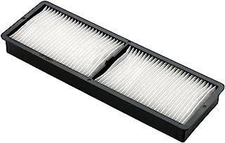 Epson 爱普生 ELPAF30 投影机空气过滤器,适用于 Epson 爱普生 EB-D6155、D6250、G7000、G7200 和 G7400,白色/黑色