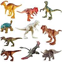 Jurassic World 迷你恐龍動畫多件套