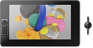 Wacom DTK2420K0 Cintiq Pro 24创意笔显示–4K图形绘图显示器,支持8192笔压力和99%Adobe RGB