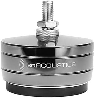 IsoAcoustics Gaia-Titan 系列隔音脚,适用于扬声器和低音炮(Cronos,*大 600 磅)- 4 件套
