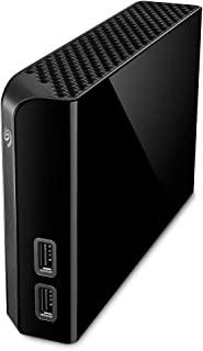 Seagate 希捷 Backup Plus Hub 14TB外置硬盘 台式机硬盘USB 3.0、2个USB端口(用于台式机 工作站电脑 笔记本电脑Mac),4个月的Adobe Creative Cloud摄影计划,黑色
