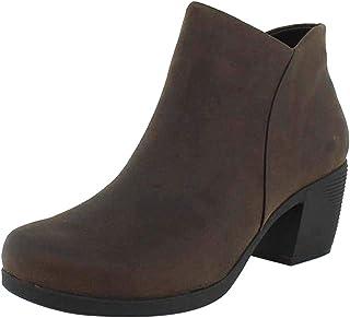 Clarks Un Lindel 女士拉链踝靴