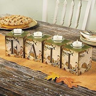 Fall Block 烛台 - 蜡烛和烛台